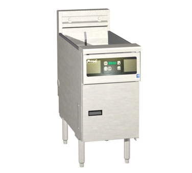 Pitco Solstice Electric Fryer, 40-50 Lbs. - SE14R