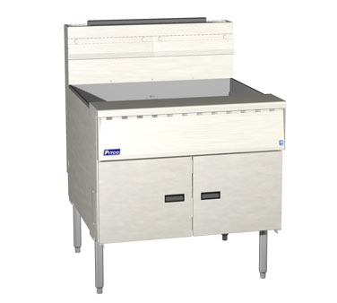 Pitco High Efficiency Electric Fryer, Solid State, 200-210 Lbs. Capacity - SGM34-SSTC
