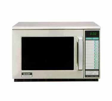 Sharp Microwave Oven, Heavy Volume, 1200 Watts - R-22GTF