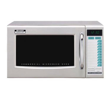 Sharp Commercial Microwaves Sharp-Microwave-Oven-Medium-Duty-Watts-Touch-Memories Product Image 1393