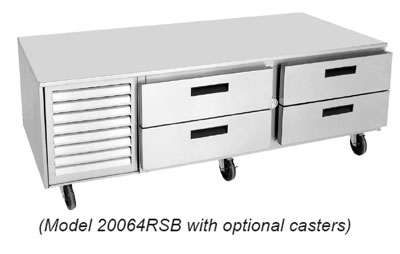 "Southbend Remote Refrigerated Base 64"" - 20064RSB"