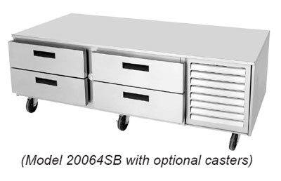 "Southbend Self Contained Refrigerated Base 64"" - 20064SB"