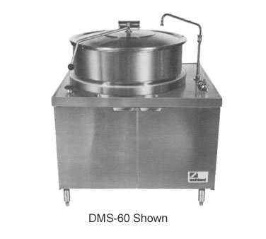 Southbend Stationary Kettle 40-Gallon Cap. - DMS-40