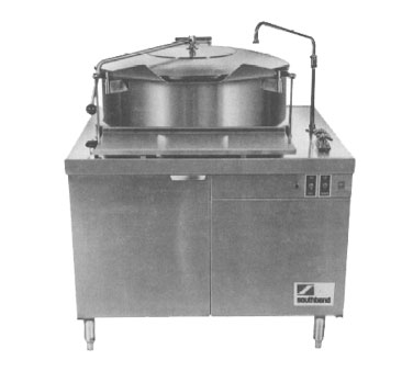 Southbend Tilting Kettle Direct 30-Ga. Cap. - DMT-30