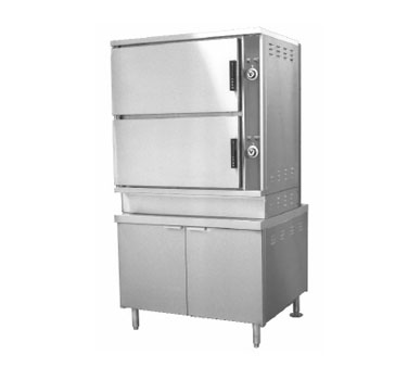 Convection Steamer Electric picture