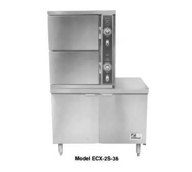 Southbend Convection Steamer Electric - ECX-2S-36