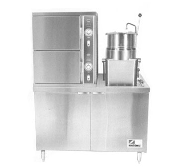 Southbend Convection Steamer/Kettle Electric - ECX-2S-10