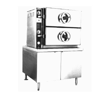 Do All Dual Pressure Steamer Product Photo