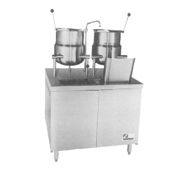 "Southbend Kettle/Cabinet Assembly 36"" - EMT-6-6"