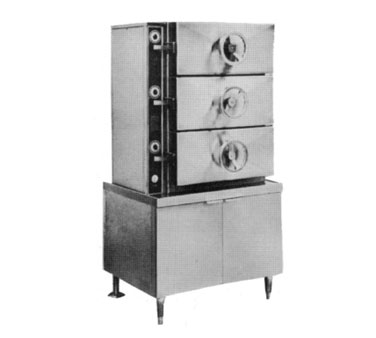Southbend Steamer Pressure-Type Gas - GC-2S