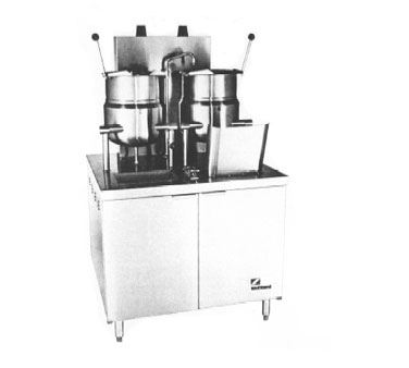"""Southbend Kettle/Cabinet Assembly 36"""" - GMT-6-6"""