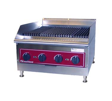Southbend HDC / HDCL Gas Charbroilers, Counter Models