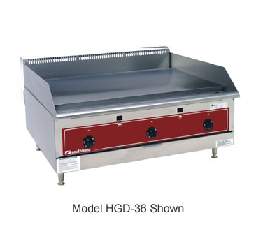 Southbend HDG-36 Countertop Gas Griddle - 36 Inch