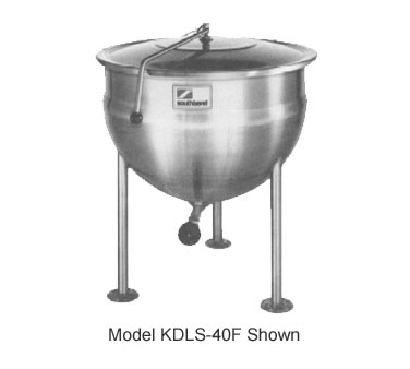 Southbend Stationary Kettle 40-Gallon Cap. - KDLS-40F
