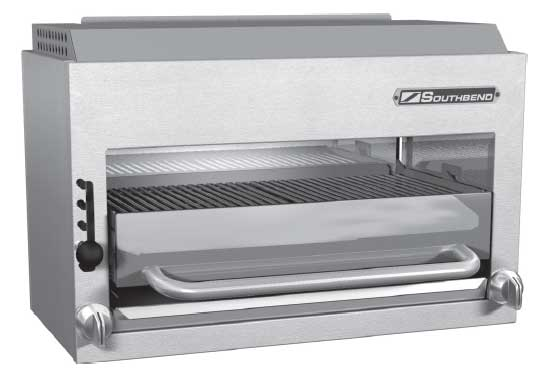 Southbend Platinum Compact Infrared Broiler - P48-NFR
