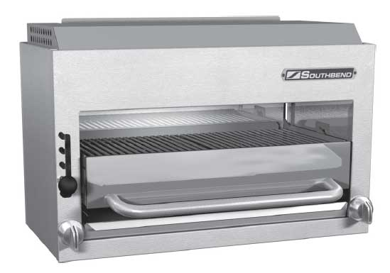 Southbend Platinum Compact Radient Broiler - P48-RAD