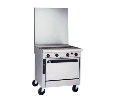 Southbend Platinum 32 Inch Combo Top Ranges