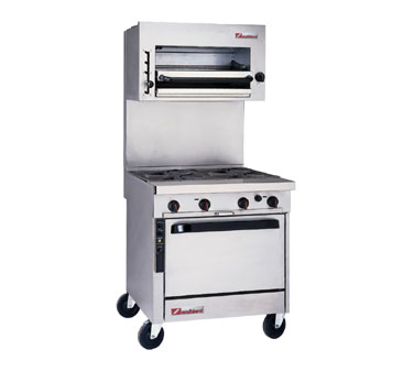 Southbend Platinum 32 Inch Ranges with 4 Burners