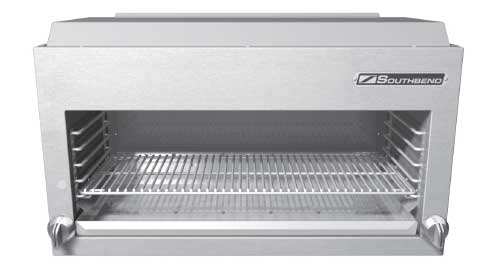 "Southbend Platinum Heavy Duty Cheesemelter 60"" - P60-CM"