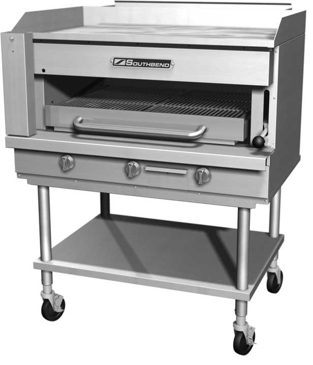 "Southbend Platinum Series Steakhouse Broiler 45 "" - SSB-45"