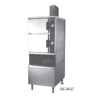 Southbend Convection Steamer Gas - SX-34GC