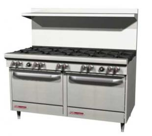 "S-Series Range 60"" W (10) Burners - #S60AA"