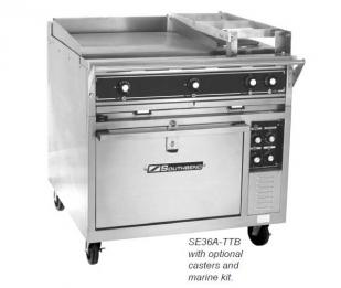 Southbend Heavy Duty Electric Restaurant Range 36 in. Convection - SE36A-BBB