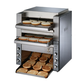 Star Double Conveyor Toaster - DT14
