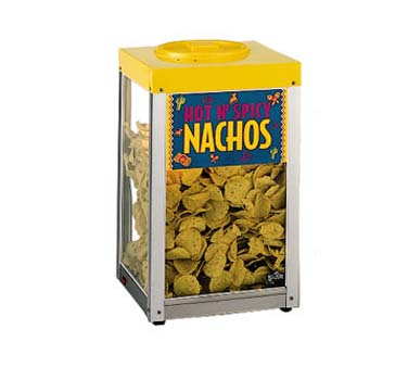 Star Nacho Warmer and Display