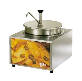 Star Restaurant Equipment Star-Heat-Serve-Cheese-Warmer-Qt Product Image 1298
