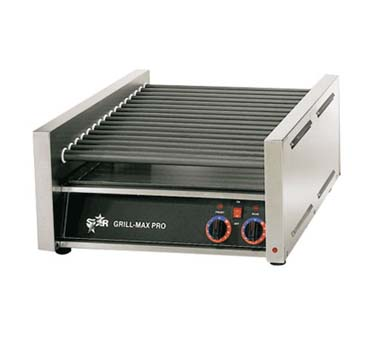 Star Grill-Max Pro Hot Dog Grill - 30SC