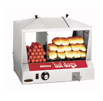 Star Steamro Jr. Classic Hot Dog Steamer
