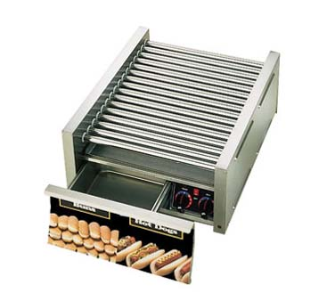Star Grill-Max Pro Hot Dog Grill - 45SCBD