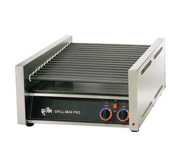Star Grill-Max Pro Hot Dog Grill - 45SC