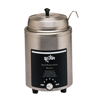 Star Food Warmer 4 qt. - 4RW-L