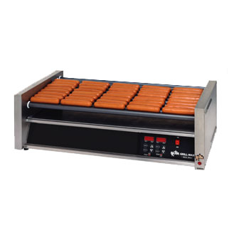 Star Grill-Max Pro Hot Dog Grill - 50SCE