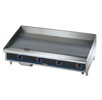 "Star Star-Max Griddle 48"" - 548TGF"