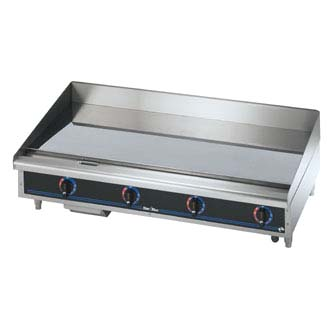 Max Chrome Electric Griddle Chsf
