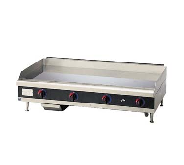 "Star Star-Max Chrome Gas Griddle 24"" - 624TCHSF"