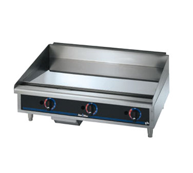 Star Star Max Chrome Gas Griddle 36 Quot 636tchsf