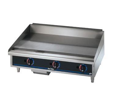 "Star Star-Max Griddle 36"" - 636TSPF"
