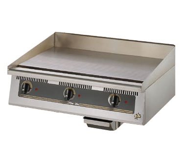 "Star Ultra-Max Griddle 36"" - 736TA"