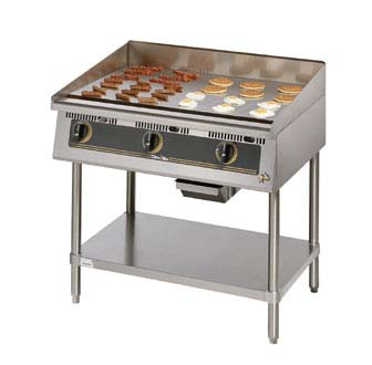 "Star Ultra-Max Griddle Gas 24"" - 824MA"