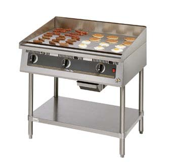 "Star Ultra-Max Griddle 36"" - 836TSA"