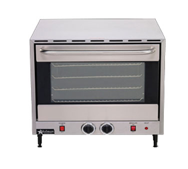 Holman Electric Countertop Convection Oven : Star Holman Convection Oven - CCOF-4