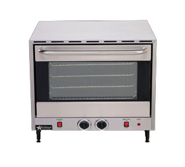 Star-Max Half Sized Electric Countertop Convection Oven - CCOH-4