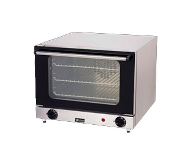 Star Holman 1/4 Size Convection Oven - CCOQ-3