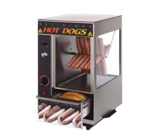Star Broil-O-Dog Hot Dog Broiler - 174SBA