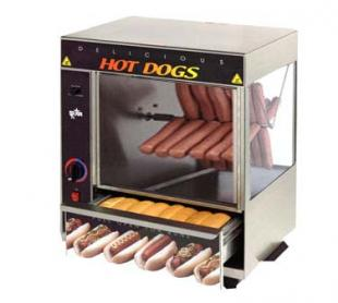 Star Broil-O-Dog Hot Dog Broiler - 175SBA