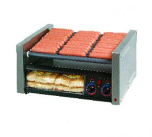 Star Grill-Max Pro Hot Dog Grill - 30SCBBC